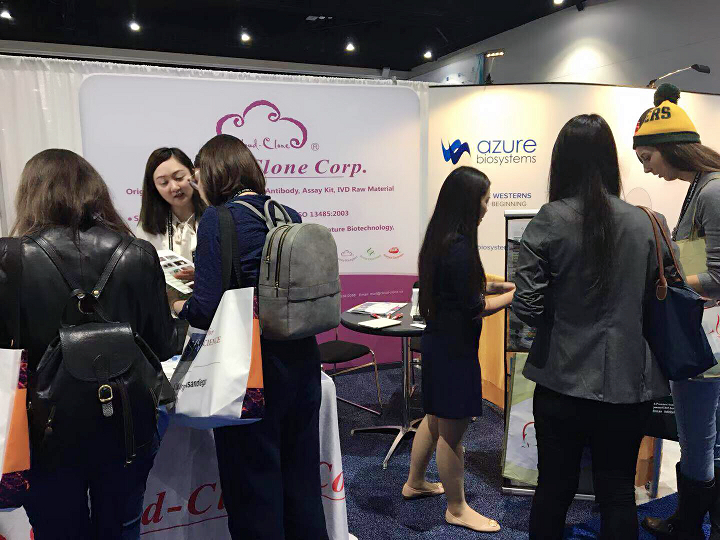 Cloud Clone participates in the 48th Annual Meeting of the Society of Neuroscience Sciences (SfN) in 2018